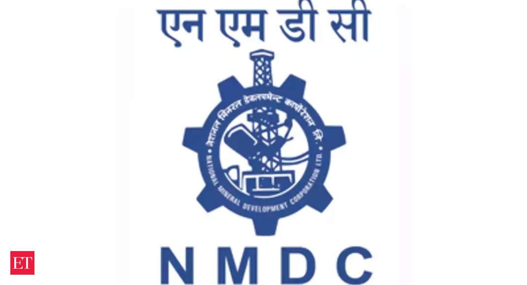 NMDC Ltd reports 3.8% increase in iron ore sales