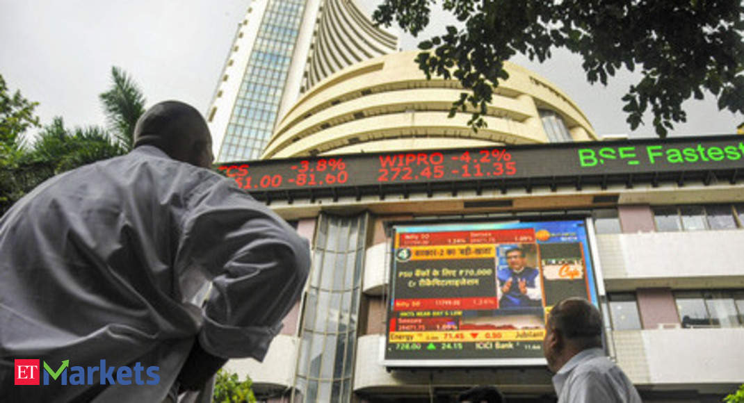 Share market update: BSE Smallcap index bullish; Suzlon Energy spikes 15% - Economic Times thumbnail