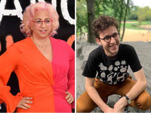 Jenji Kohan (left) lost her son Charlie Noxon (right) on New Year's Eve.