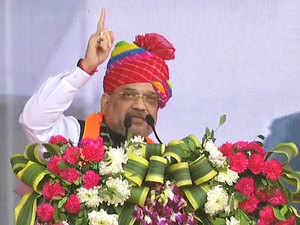 Won't go back an inch to revoke CAA: Amit Shah in Jodhpur
