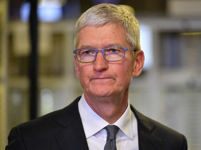 Tim Cook's 2019 pay was also reported to include another $885,000 worth of benefits, most of which were for security and use of a private jet. 