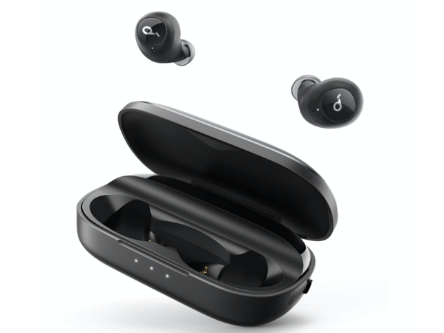 Anker Soundcore Liberty's earbuds are also on the bulkier side but are comfortable to use.
