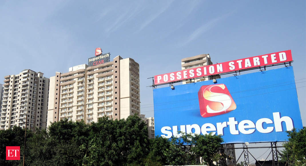 Supertech seeks Rs 1,500 cr from stress fund to complete 12 housing projects