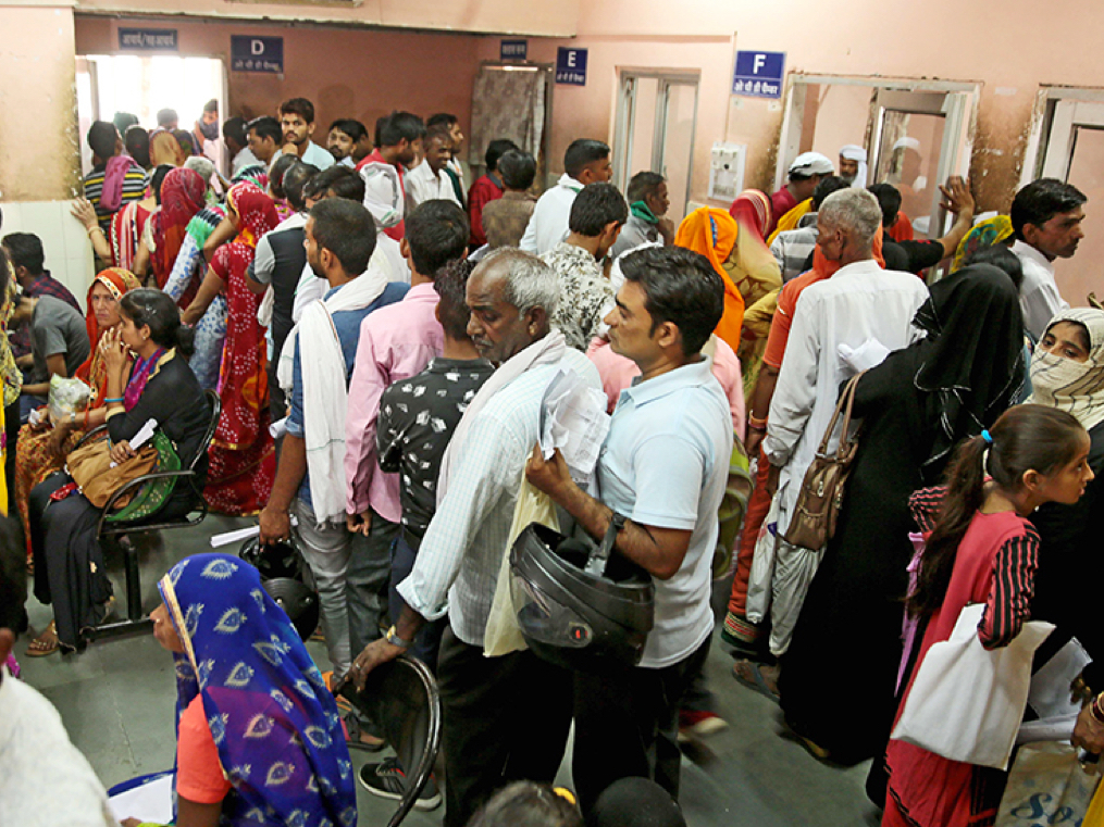 Ayushman Bharat is seen as a panacea for the healthcare sector, but first it needs quality infra
