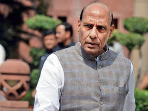 rajnath singh getty