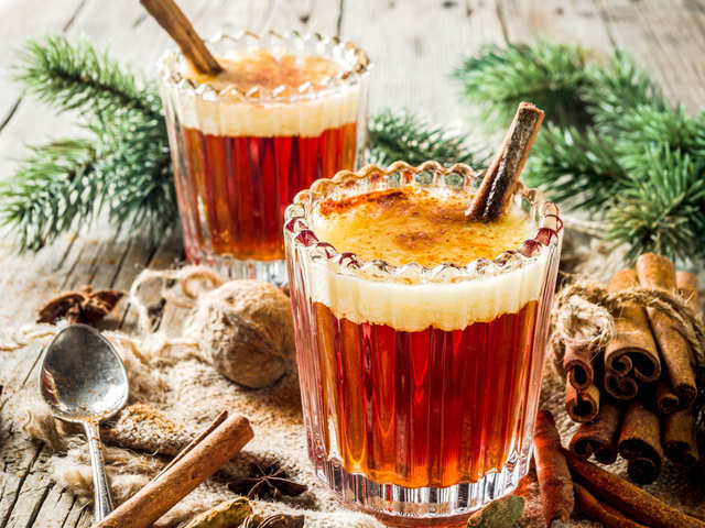 Winter brings sore throat troubles. This cocktail recipe with cough syrup is all you need to beat the cold