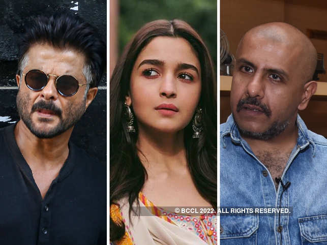 (L-R) Anil Kapoor, Alia Bhatt and Vishal Dadlani were some of the many celebs who voiced concerns over JNU violence.​