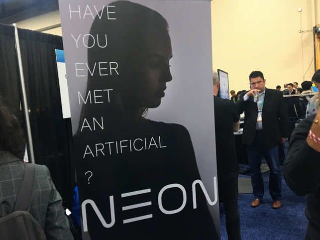 NEON is produced by the independent Samsung unit Star Labs.