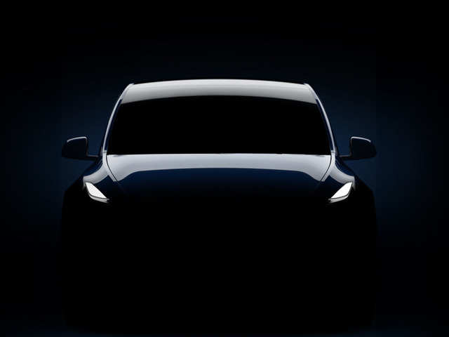 The Model Y programme: Tesla begins building electric SUVs at Shanghai factory