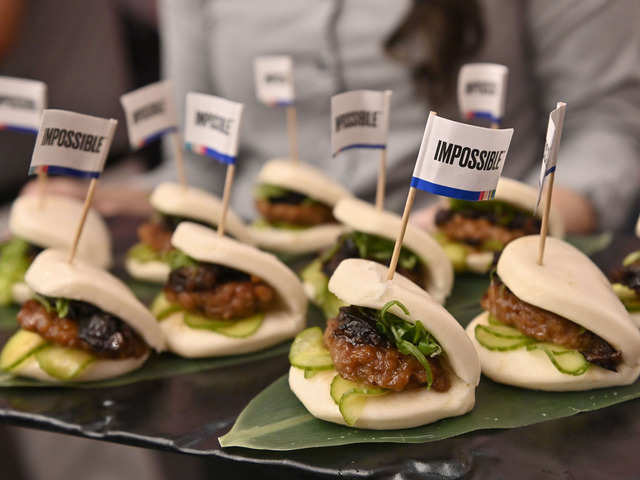 Mission Impossible Foods: Plant-based pork & sausage, unveiled at CES, will help you go vegan