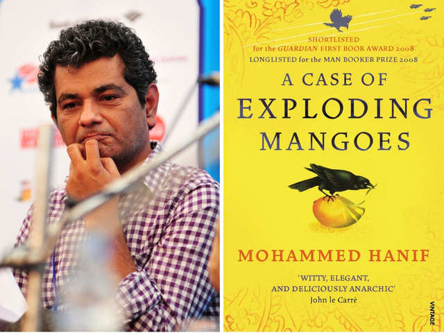 Mohammed Hanif says all copies of 2008 bestseller 'A Case of Exploding Mangoes', based on Zia, confiscated by ISI