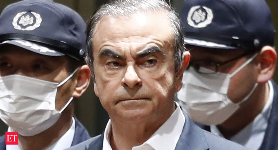 Ghosn to hold first Lebanon presser since Japan escape - Economic Times thumbnail