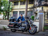 Arjun Khanna talks impromptu road trips, passion for bikes & collection of BMWs & Harleys