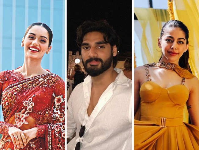Manushi Chhillar, Ahaan Shetty, Alaia F: New Faces To Look Out For In Bollywood This Year