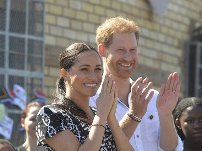 Prince Harry and Meghan married in May 2018 in a lavish ceremony in Windsor Castle