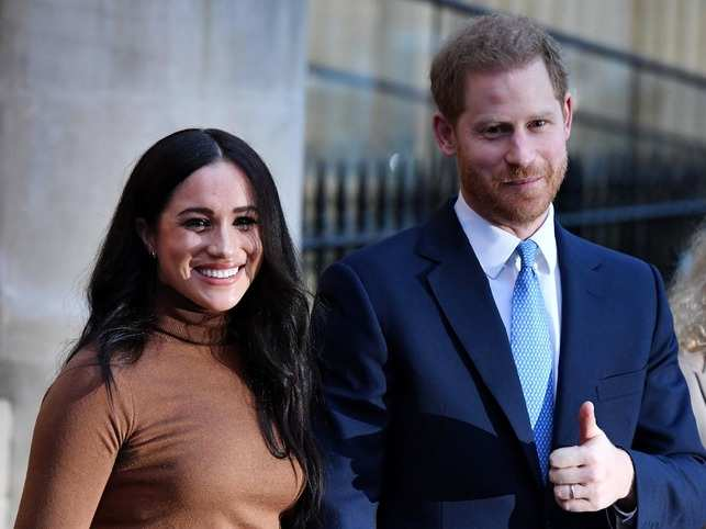 Harry had proposed to Meghan in November 2017 during a night in roasting a chicken.
