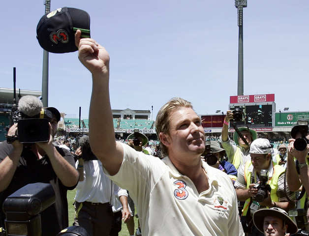 Shane Warne's baggy green cap fetches $700K at auction, Aussie legend donates money to bushfire victims