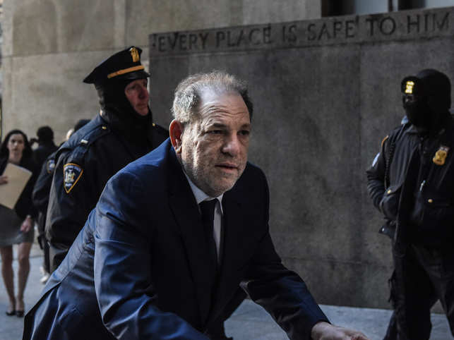 Harvey Weinstein's lawyers sent the judge a letter asking that he remove himself from the case.