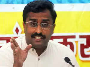 Poll reforms: Ram Madhav pitches for 'Election Commission Cadre'