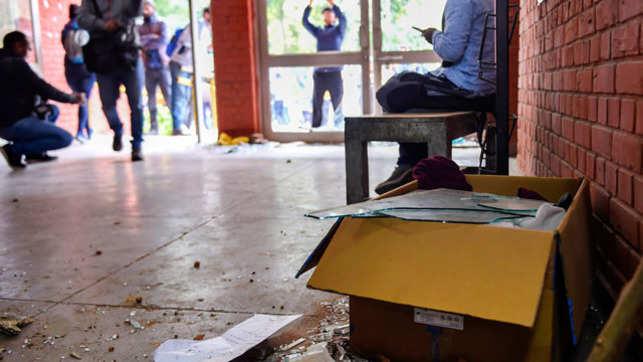 JNU students, teachers recall the January 5 night