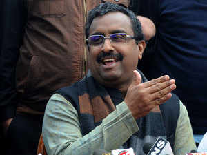 Regulations, systems are bigger challenges to the economy than China: Ram Madhav
