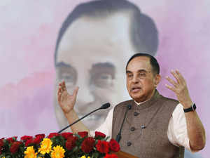 Economy in bad shape, 'tax terrorism' should be curbed: Subramanian Swamy
