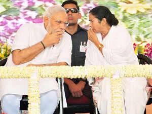 Modi's Kolkata visit: PM to meet CM Mamata Banerjee at Raj Bhavan