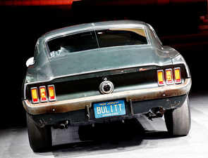 Racing ahead: 1968 Mustang that featured in 'Bullitt' rakes in $3.74 mn at auction