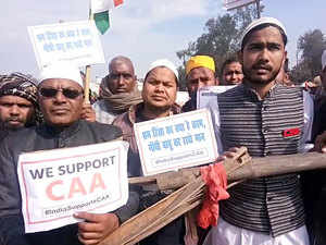 BJP, RSS reach out to UP's Muslim clergy, professionals & academics over CAA