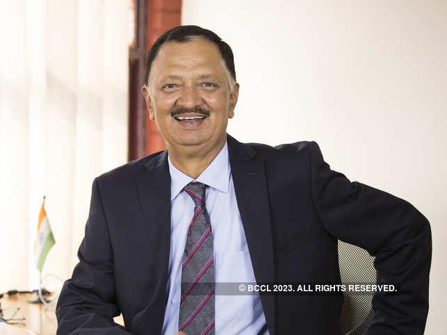 Diwakar Nigam, chairman of Newgen Software, likes to take a break from work when on a flight.