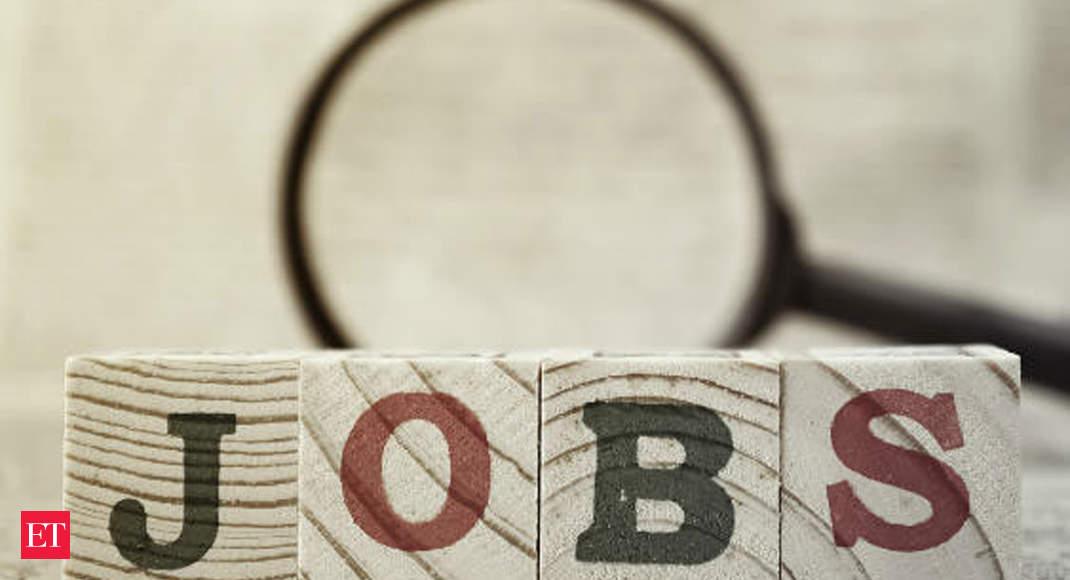 Economic slowdown hits jobs sector: SBI report