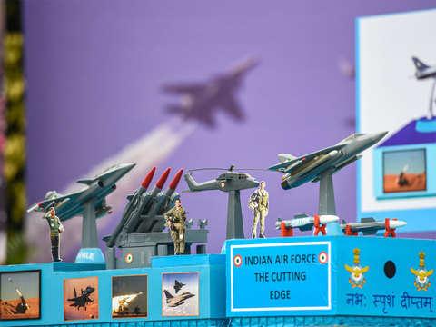 The IAF tableau
