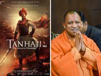 'Tanhaji' now tax-free in Uttar Pradesh; Ajay Devgn thanks CM Yogi Adityanath