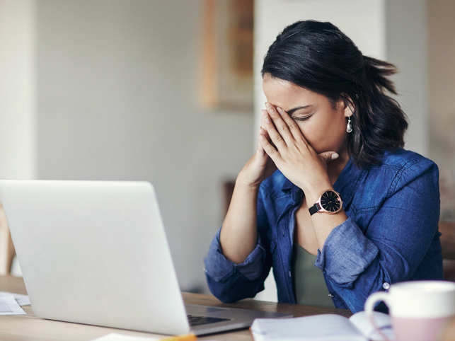 According to the study's findings, participants with the highest levels of burnout were at a 20 per cent higher risk of developing heart problems.