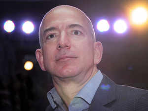 Amazon founder & CEO Jeff Bezos to kick off 3-day India visit on Jan 15