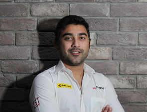 Armaan Ebrahim's first race in Malaysia put him in the fast lane