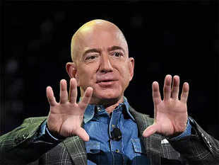 Jeff Bezos says Amazon to invest $1 bln in digitizing SMBs in India