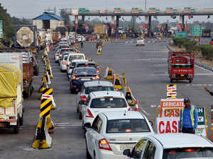 Mandatory FASTag rule relaxed for 65 toll plazas on National Highways citing high cash transactions