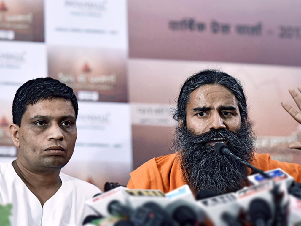 A disruptor in the FMCG space, Patanjali is now struggling under the weight of its own success