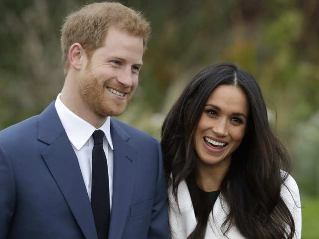 Last week, Harry, 35, and former actress Meghan, 38, sparked a crisis by announcing they wanted to reduce their royal duties.