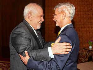 S Jaishankar meets Iran Foreign Minister Javad Zarif  in Delhi, discusses 2015 nuclear deal