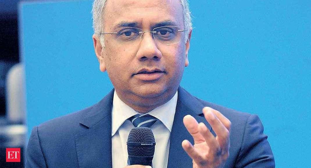 Digital will soon cross 50% of Infosys revenue: Salil Parekh