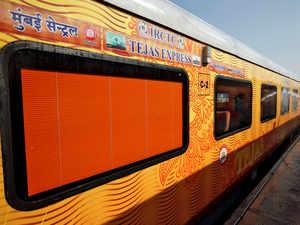 Ahmedabad-Mumbai Tejas Express flagged off