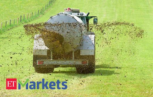 Share market update: Fertilizer stocks mixed; Nagarjuna Fertilizers jumps 5%