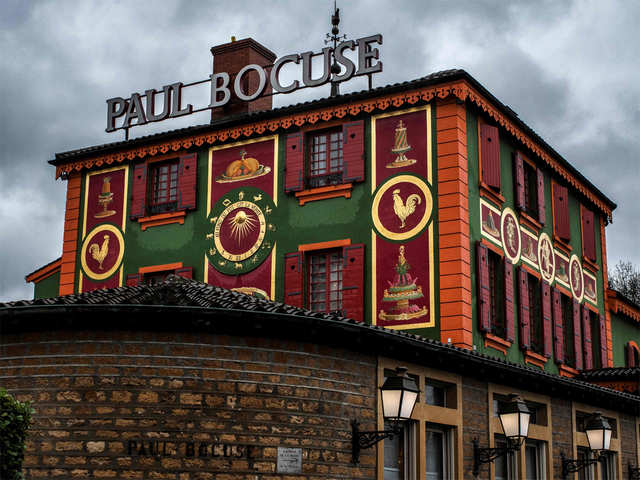 Legendary Bocuse restaurant loses one of its three Michelin stars that it held since 1965