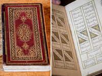 Rare stolen copy of 'Divan of Hafez', worth $1.1 mn, found