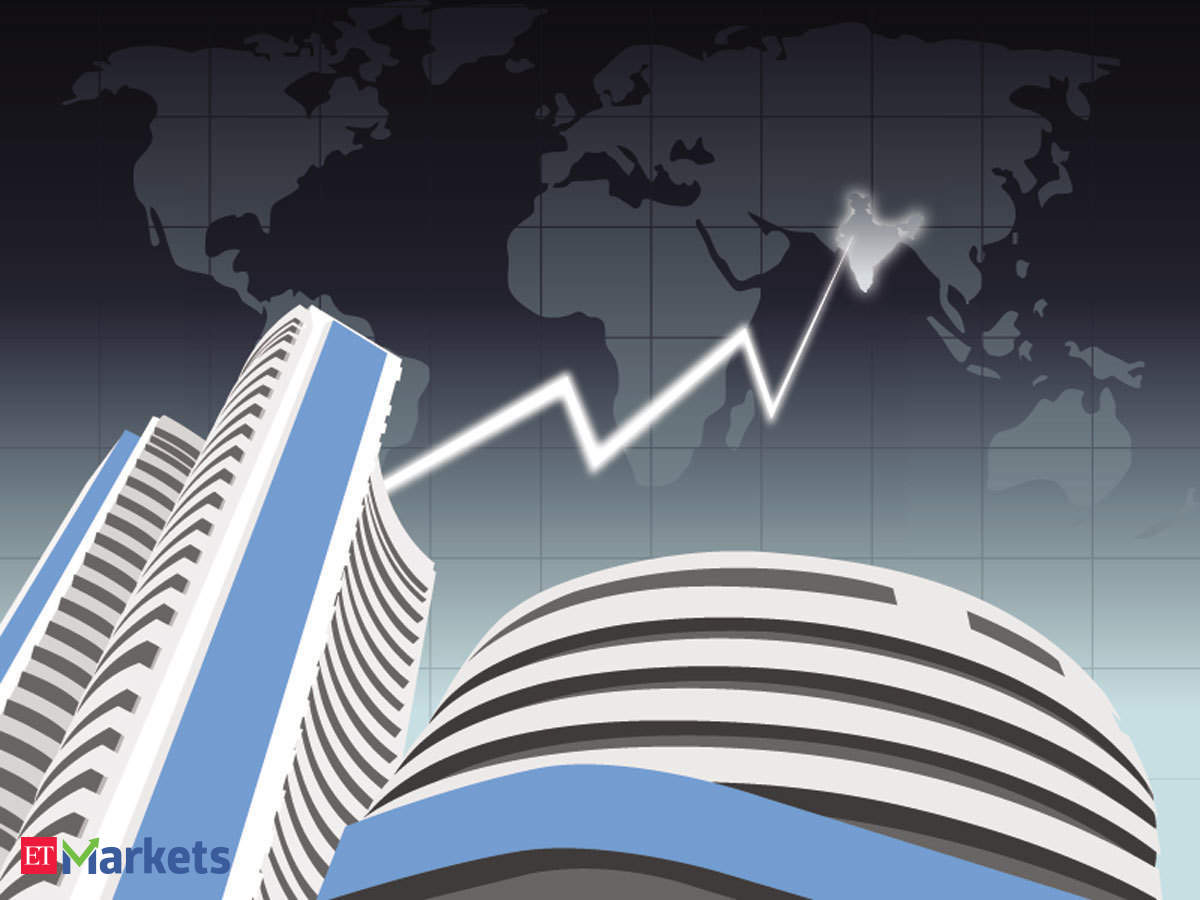 Sensex ends higher for 2nd day in listless trade; Nifty holds above 12,350
