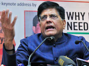 All foreign investments must adhere to law of the land: Piyush Goyal on Amazon
