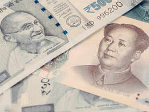 india china currency getty