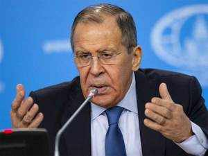 Kashmir issue should not be discussed at any common platform: Russian Foreign Minister